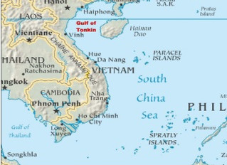 The Gulf of Tonkin vs. The Gulf of Oman Incidents