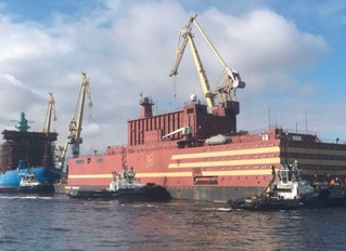 Floating Nuclear Power Plants: Global Impacts and Terrorist Targets