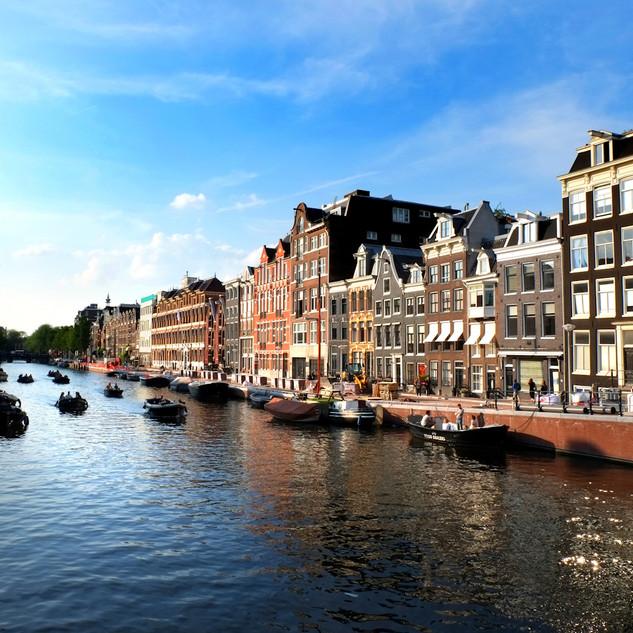 Amsterdam Canal 0327