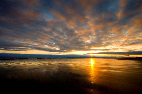 Rossnowlagh Beach Sunset - 0462