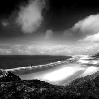 3 Cliffs Bay Beach
