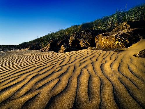 Rossnowlagh sandy ripples 0673