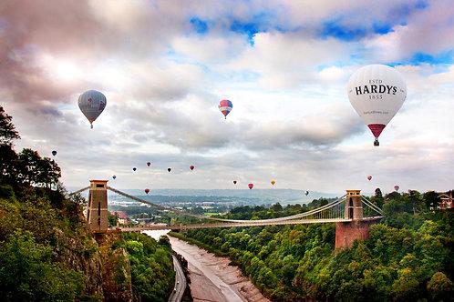 Bristol Balloon Fiesta - 0474