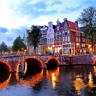 Amsterdam Lights 0328