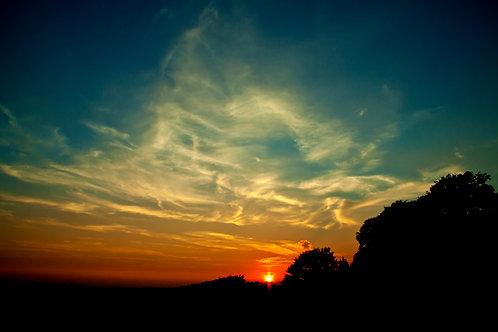 Sunset Bristol 0467
