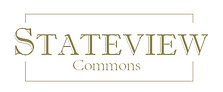 Stateview Commons Logo
