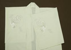 刺繍羽織 鳳凰
