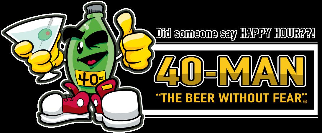 40-man-title-logo