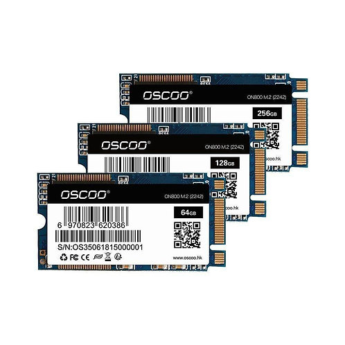 OSCOO 256GB M.2 2242 SSD Laptop