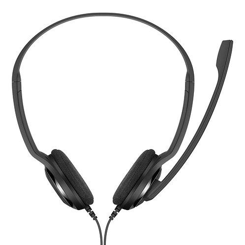 Sennheiser PC 8 USB Wired Headset  Black