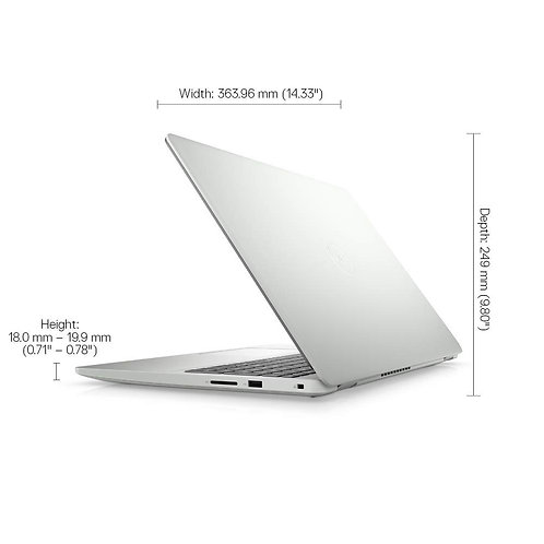 Dell Inspiron 3501  Ci3-1005G1 | 4GB | 1TB HDD | Win10+MS Office | 15.6 FHD | So