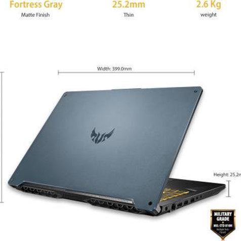 Asus TUF Gaming A17 FA706IH-AU016T Gaming Laptop