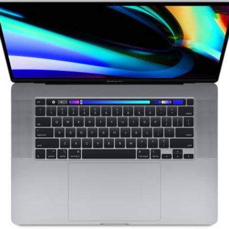 Apple MacBook Pro 16' With TouchBar MVVK2HN/A (Ci9-9th Gen/16 GB/1TB SSD16 inch/