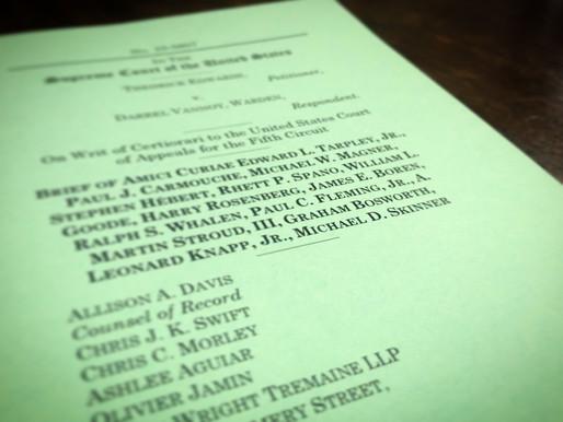 US Supreme Court Brief: Unanimous Juries
