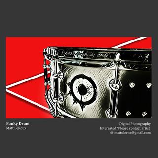 """""""Funky Drum"""""""
