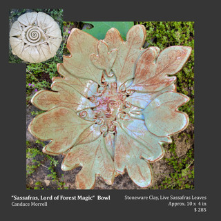 """""""Sassafras, Lord of the Forest Magic"""""""