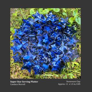 Super Star Serving Platter