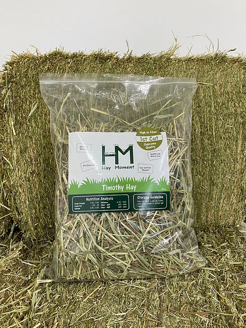 Hay Moment Timothy Hay - 500g