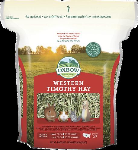 Oxbow Timothy Hay - 90oz (2.55kg)