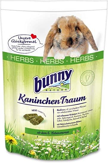 Bunny Nature Rabbit Dream 成兔糧 - 1.5kg