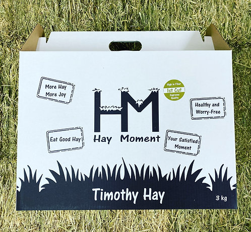 Hay Moment Timothy Hay - 3kg