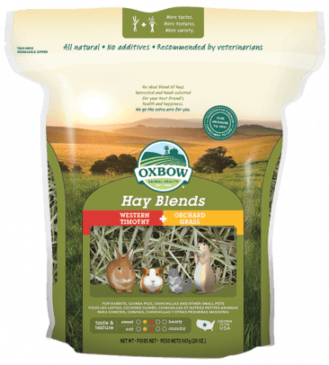 Oxbow Hay Blends - 40oz (1.13kg)