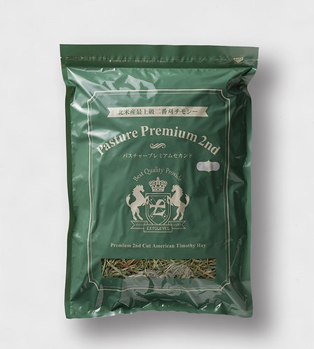 Extolevel Timothy Pasture Premium 2nd 提摩西草二割 - 500g