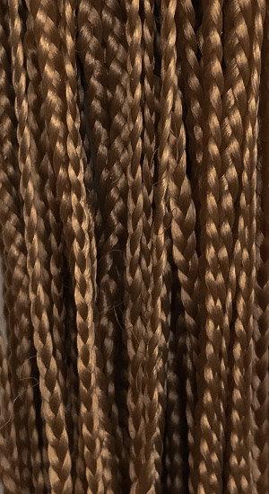 Straight braid 30