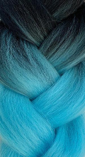 «Jambo silk braid» Ombre RHM 5