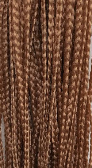 Straight braid 19