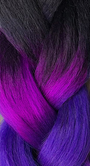 «Jambo silk braid» OMBRE YH49