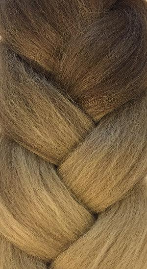 «Jambo silk braid» Ombre 8/24