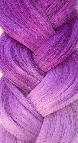«Jambo silk braid» OMBRE YH41