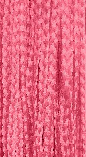 Straight braid Rose