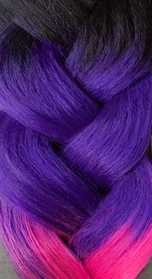 «Jambo silk braid» OMBRE YH50