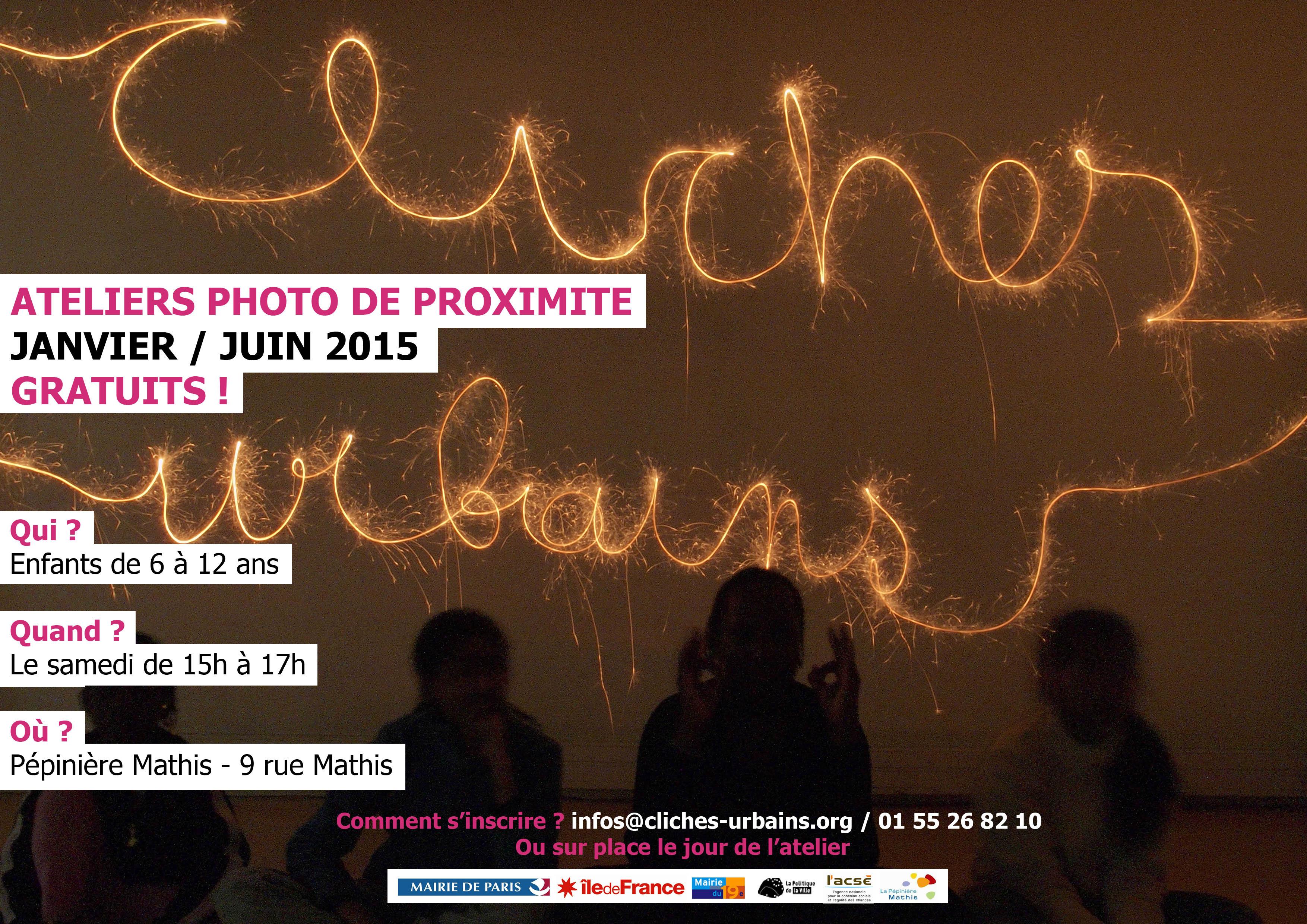 Affiche Atelier 2015