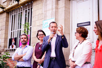 Inauguration des Canaux