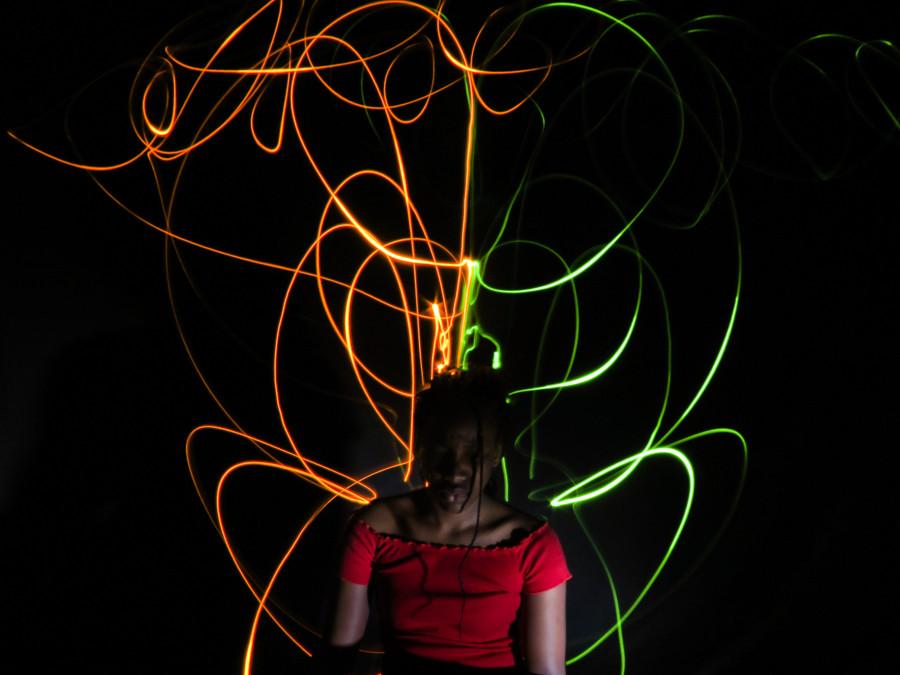 Atelier bokeh et lightgraff