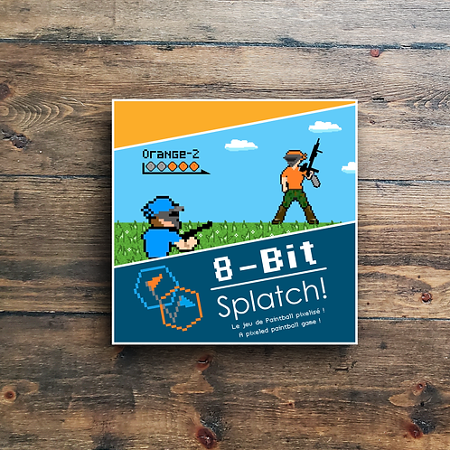 8-Bit - Splatch!