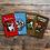 Thumbnail: Pixel Cards Pack - #4 à 7