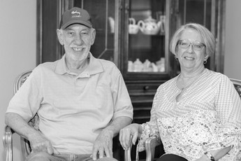 Joyce and Jerry