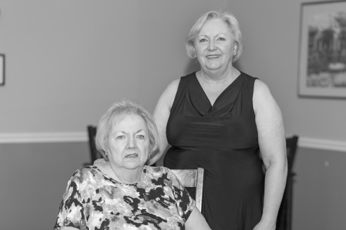 Sherry and Annette