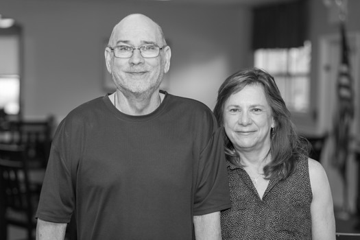 Rob and Mary Lynne
