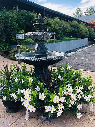 Water Fountain in Sedona