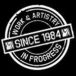Rubber Stamp Work & Artistry in Progress