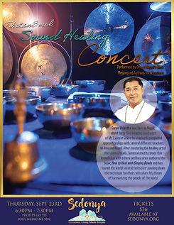 Sedona Sound Healing Concert