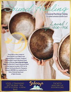 Learn Singing Bowls Course