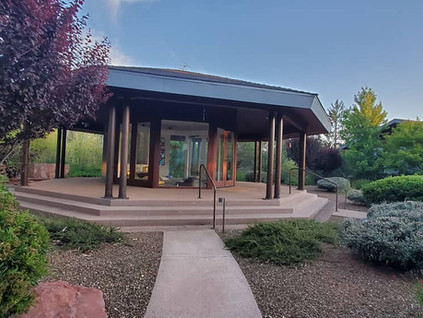 Sedona Conscious Living Center Sacred Temple Yoga
