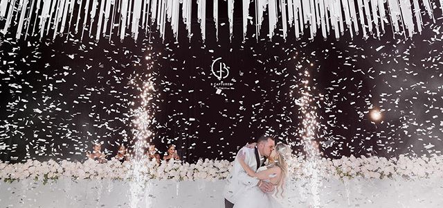 First dance perfection with our unique h