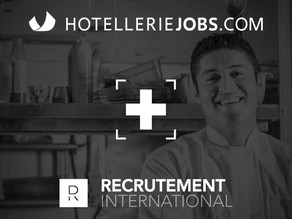 DR Recrutement international : Association avec Hôtelleriejobs